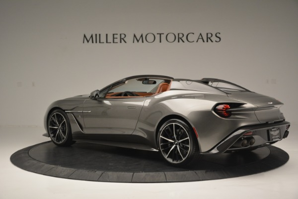 Used 2018 Aston Martin Zagato Speedster Convertible for sale Sold at McLaren Greenwich in Greenwich CT 06830 4