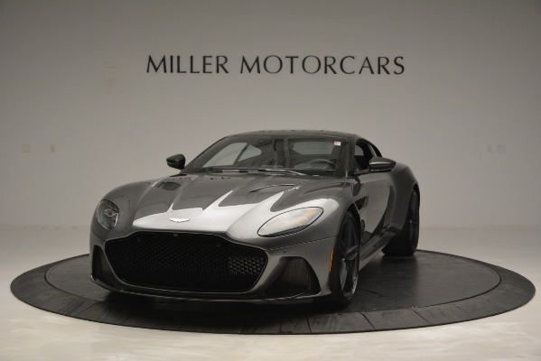 Used 2019 Aston Martin DBS Superleggera Coupe for sale Sold at McLaren Greenwich in Greenwich CT 06830 2
