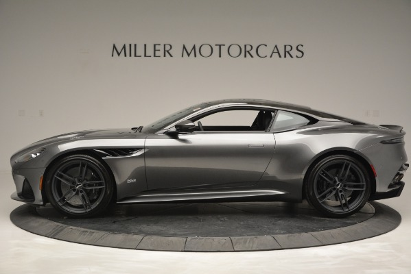 Used 2019 Aston Martin DBS Superleggera Coupe for sale Sold at McLaren Greenwich in Greenwich CT 06830 3
