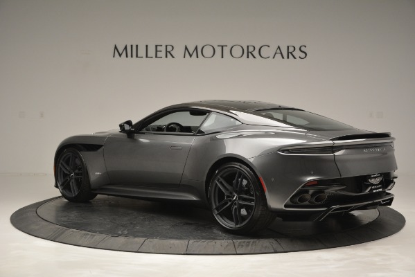 Used 2019 Aston Martin DBS Superleggera Coupe for sale Sold at McLaren Greenwich in Greenwich CT 06830 4