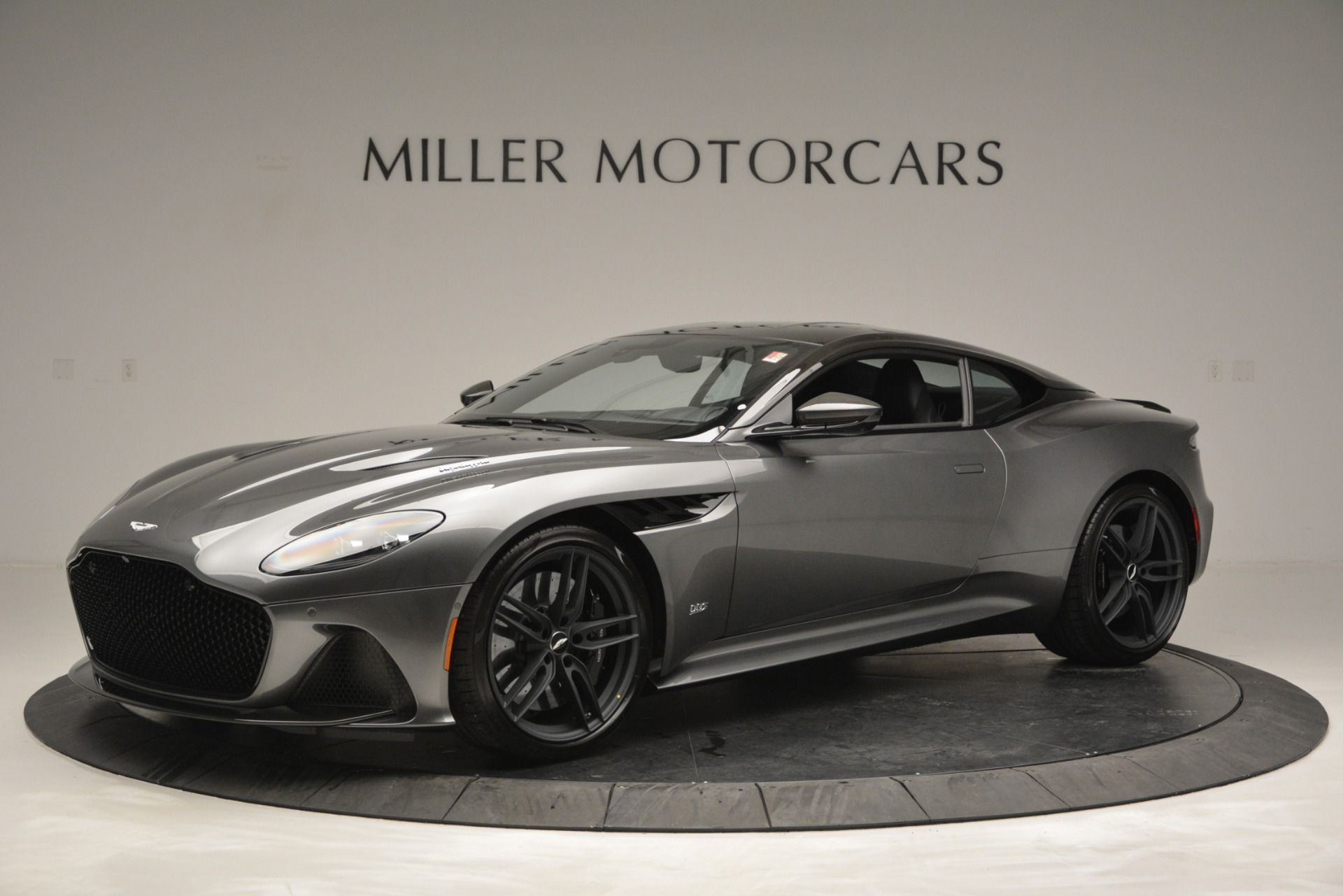 Used 2019 Aston Martin DBS Superleggera Coupe for sale Sold at McLaren Greenwich in Greenwich CT 06830 1