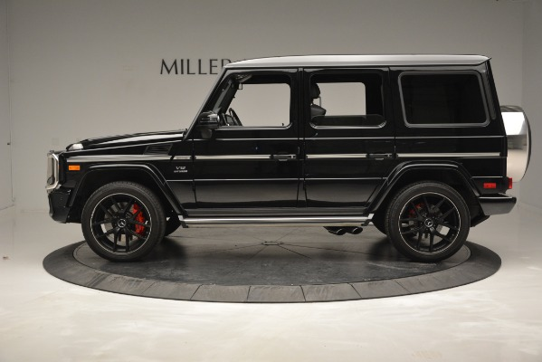 Used 2016 Mercedes-Benz G-Class AMG G 65 for sale Sold at McLaren Greenwich in Greenwich CT 06830 3