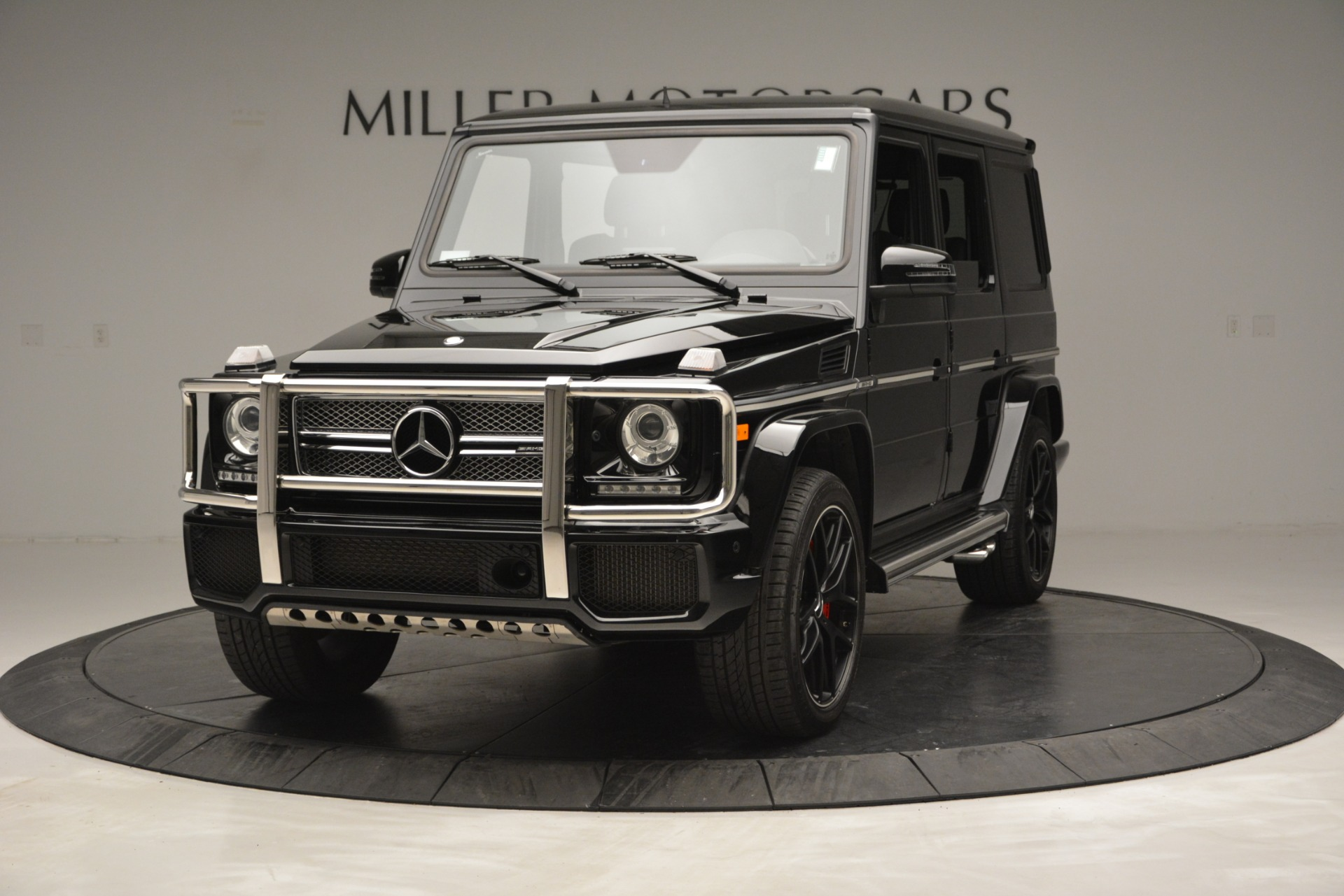 Used 2016 Mercedes-Benz G-Class AMG G 65 for sale Sold at McLaren Greenwich in Greenwich CT 06830 1