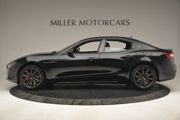 New 2019 Maserati Ghibli S Q4 GranSport for sale Sold at McLaren Greenwich in Greenwich CT 06830 3