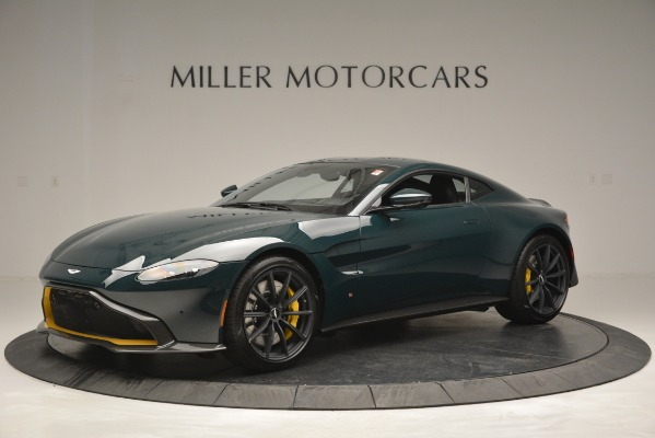 Used 2019 Aston Martin Vantage Coupe for sale Sold at McLaren Greenwich in Greenwich CT 06830 1