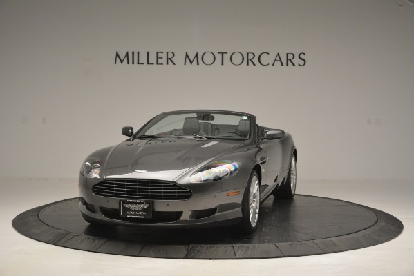 Used 2009 Aston Martin DB9 Convertible for sale Sold at McLaren Greenwich in Greenwich CT 06830 2
