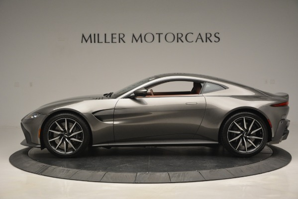Used 2019 Aston Martin Vantage for sale Sold at McLaren Greenwich in Greenwich CT 06830 2