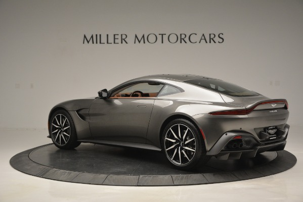 Used 2019 Aston Martin Vantage for sale Sold at McLaren Greenwich in Greenwich CT 06830 3