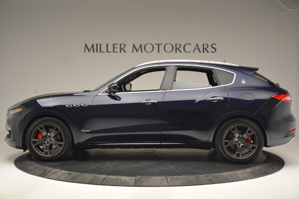 New 2019 Maserati Levante Q4 GranLusso for sale Sold at McLaren Greenwich in Greenwich CT 06830 4