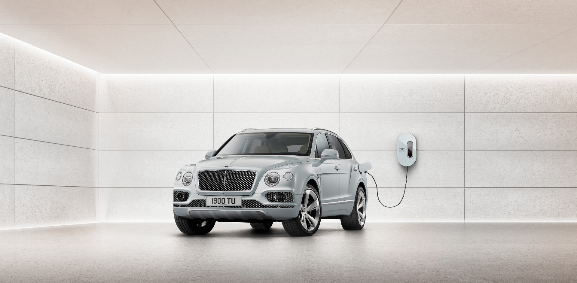 New 2020 Bentley Bentayga Hybrid for sale Sold at McLaren Greenwich in Greenwich CT 06830 1