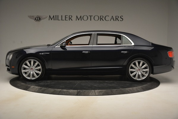 Used 2016 Bentley Flying Spur W12 for sale Sold at McLaren Greenwich in Greenwich CT 06830 3