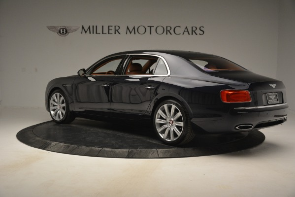 Used 2016 Bentley Flying Spur W12 for sale Sold at McLaren Greenwich in Greenwich CT 06830 4