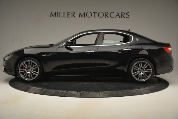 Used 2016 Maserati Ghibli S Q4 for sale Sold at McLaren Greenwich in Greenwich CT 06830 4