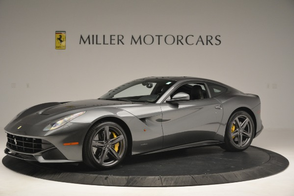 Used 2016 Ferrari F12 Berlinetta for sale Sold at McLaren Greenwich in Greenwich CT 06830 2