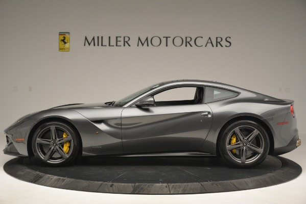 Used 2016 Ferrari F12 Berlinetta for sale Sold at McLaren Greenwich in Greenwich CT 06830 3