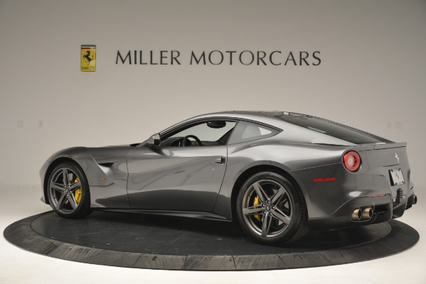 Used 2016 Ferrari F12 Berlinetta for sale Sold at McLaren Greenwich in Greenwich CT 06830 4