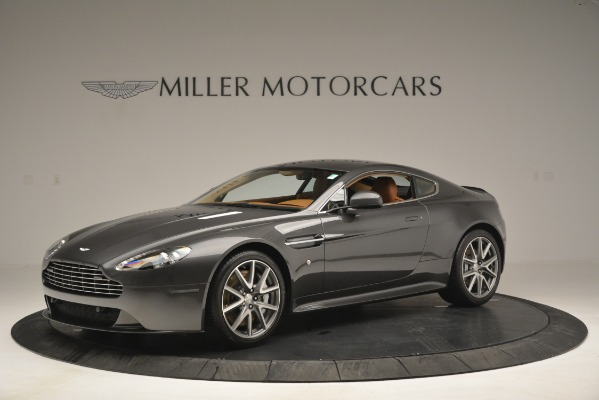Used 2012 Aston Martin V8 Vantage S Coupe for sale Sold at McLaren Greenwich in Greenwich CT 06830 2