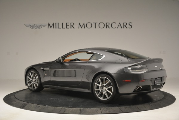 Used 2012 Aston Martin V8 Vantage S Coupe for sale Sold at McLaren Greenwich in Greenwich CT 06830 4