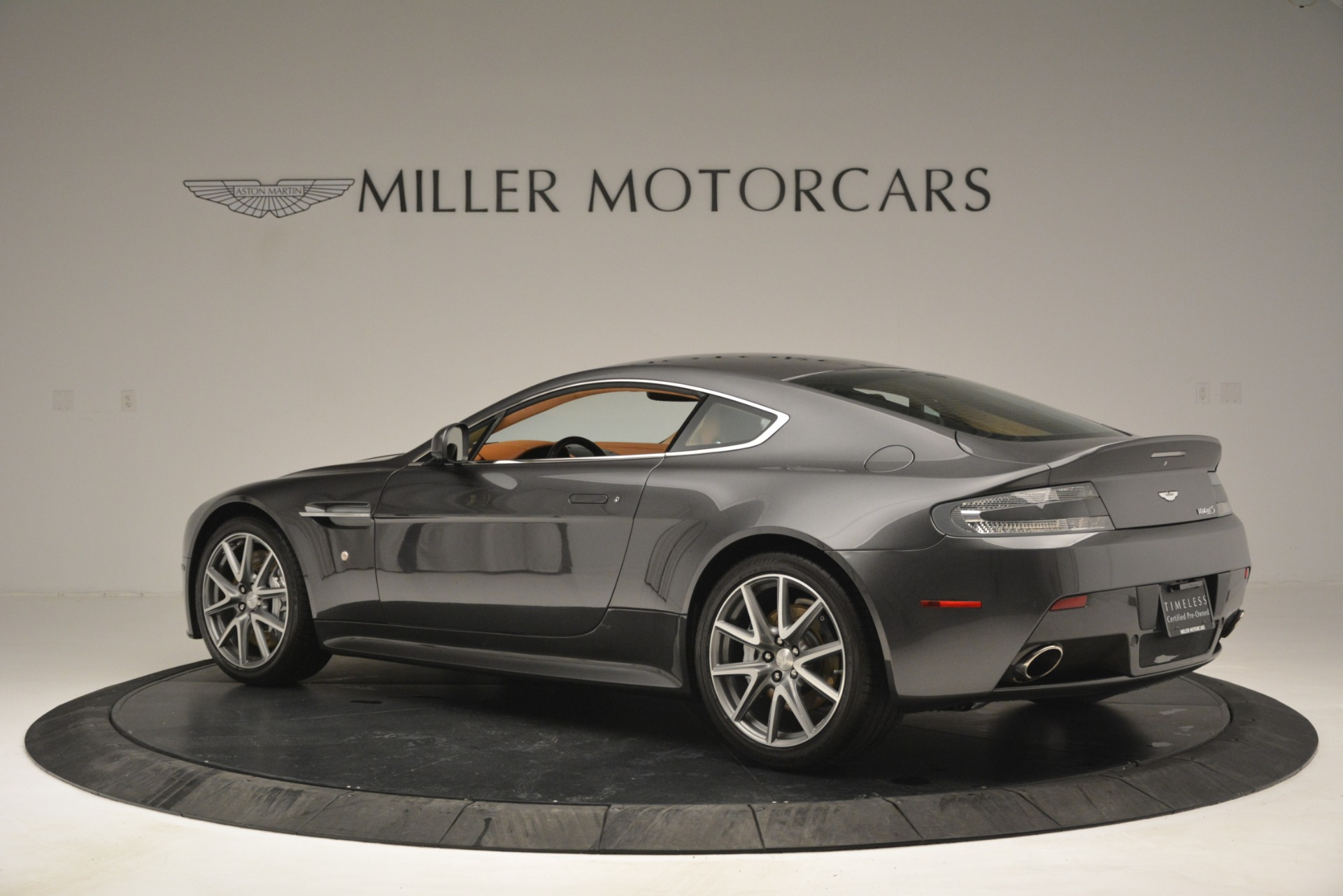 Pre Owned 2012 Aston Martin V8 Vantage S Coupe For Sale Special Pricing Mclaren Greenwich Stock 7486