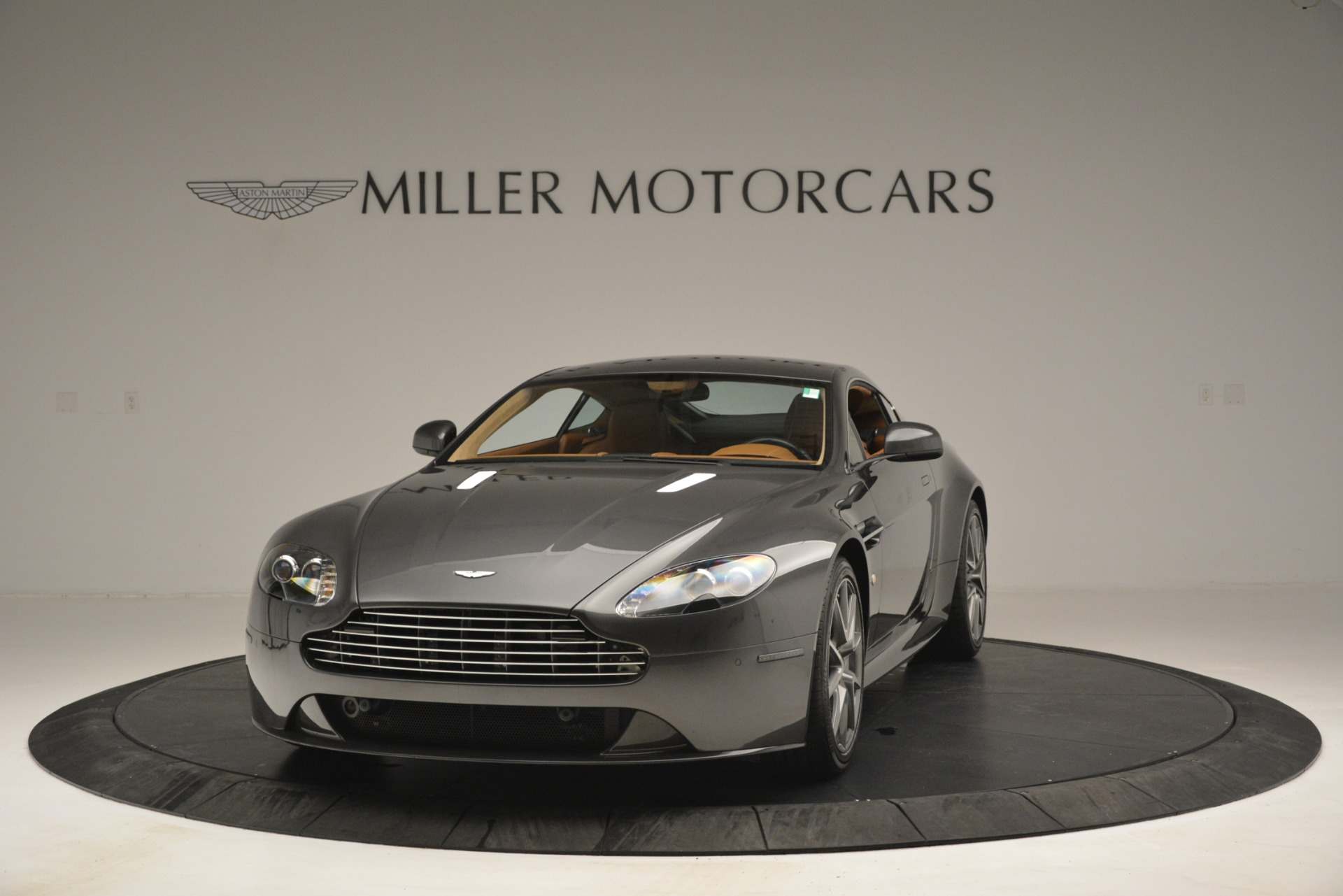 Used 2012 Aston Martin V8 Vantage S Coupe for sale Sold at McLaren Greenwich in Greenwich CT 06830 1