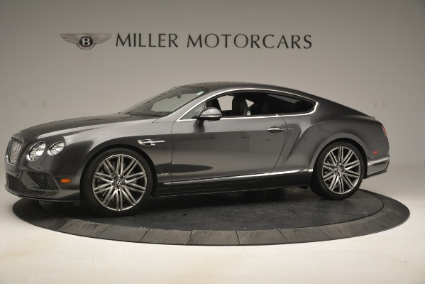 Used 2016 Bentley Continental GT Speed for sale Sold at McLaren Greenwich in Greenwich CT 06830 2
