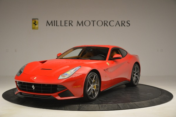 Used 2017 Ferrari F12 Berlinetta for sale Sold at McLaren Greenwich in Greenwich CT 06830 1