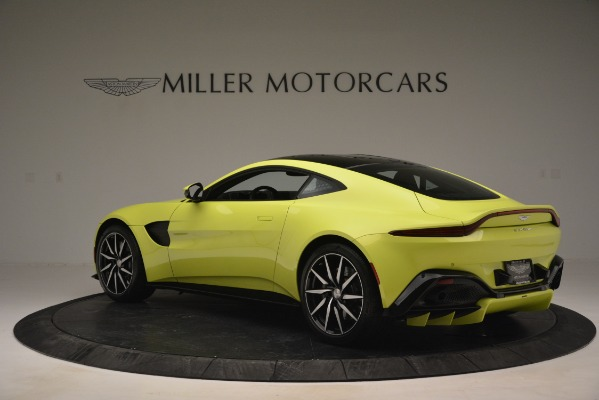 Used 2019 Aston Martin Vantage for sale Sold at McLaren Greenwich in Greenwich CT 06830 4