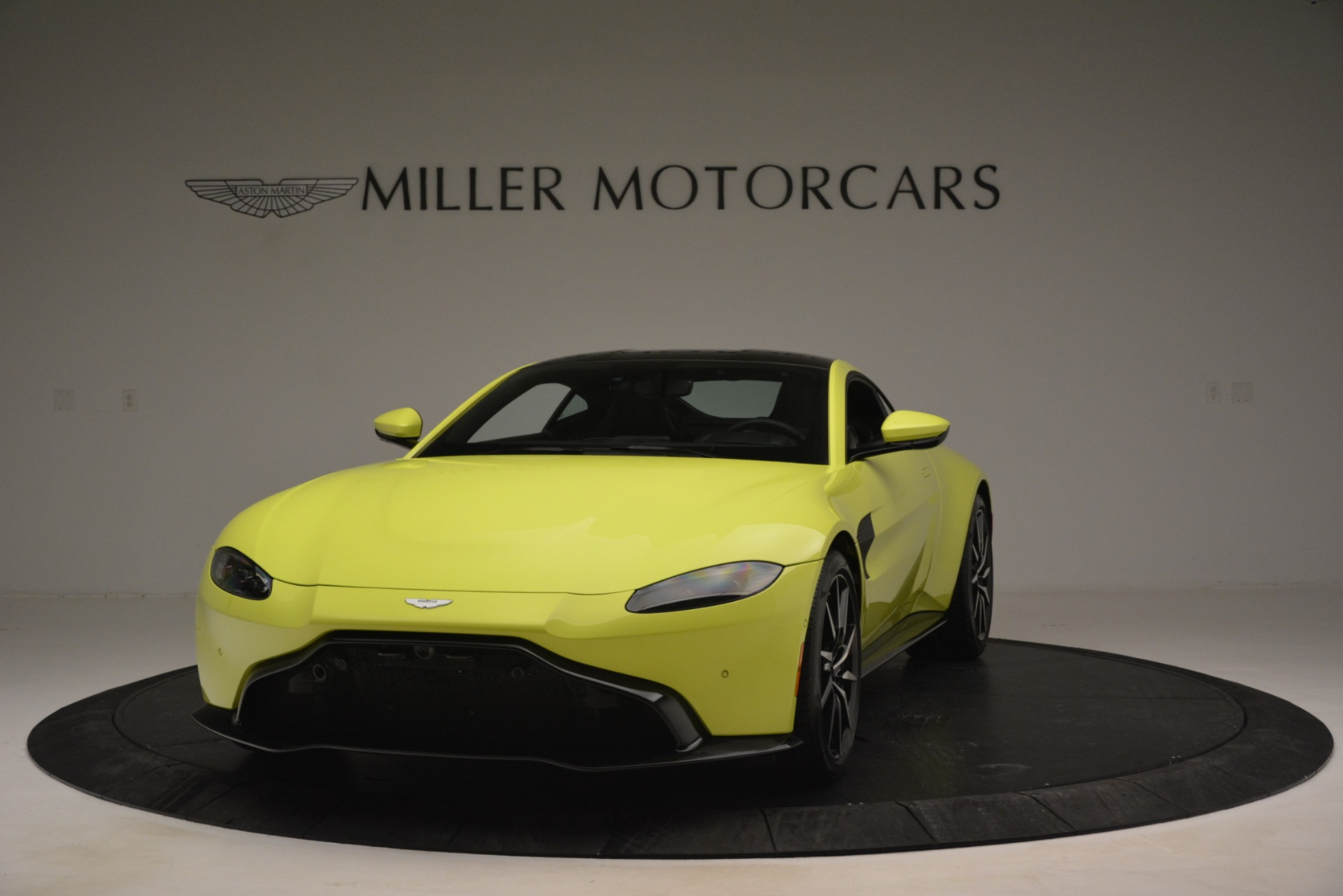 Used 2019 Aston Martin Vantage for sale Sold at McLaren Greenwich in Greenwich CT 06830 1