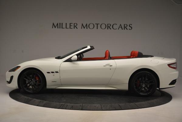 Used 2017 Maserati GranTurismo Sport for sale Sold at McLaren Greenwich in Greenwich CT 06830 3