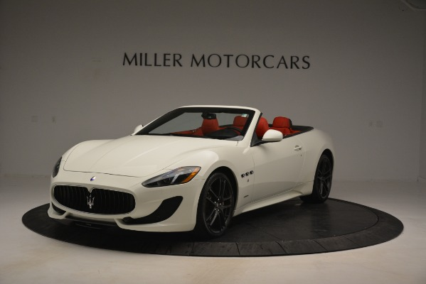Used 2017 Maserati GranTurismo Sport for sale Sold at McLaren Greenwich in Greenwich CT 06830 1