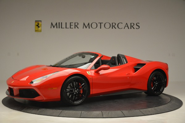 Used 2017 Ferrari 488 Spider for sale Sold at McLaren Greenwich in Greenwich CT 06830 2