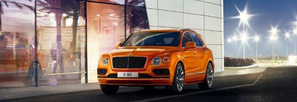 New 2020 Bentley Bentayga Speed for sale Sold at McLaren Greenwich in Greenwich CT 06830 2