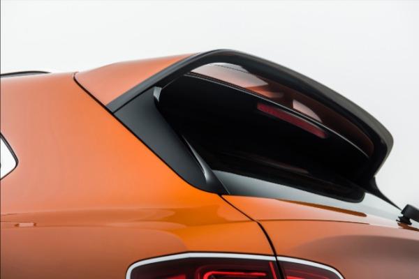 New 2020 Bentley Bentayga Speed for sale Sold at McLaren Greenwich in Greenwich CT 06830 4