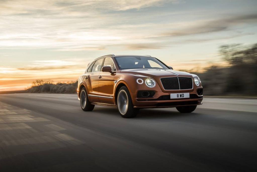 New 2020 Bentley Bentayga Speed for sale Sold at McLaren Greenwich in Greenwich CT 06830 1
