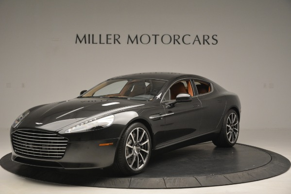 Used 2016 Aston Martin Rapide S for sale Sold at McLaren Greenwich in Greenwich CT 06830 2