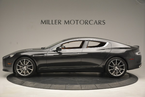 Used 2016 Aston Martin Rapide S for sale Sold at McLaren Greenwich in Greenwich CT 06830 3