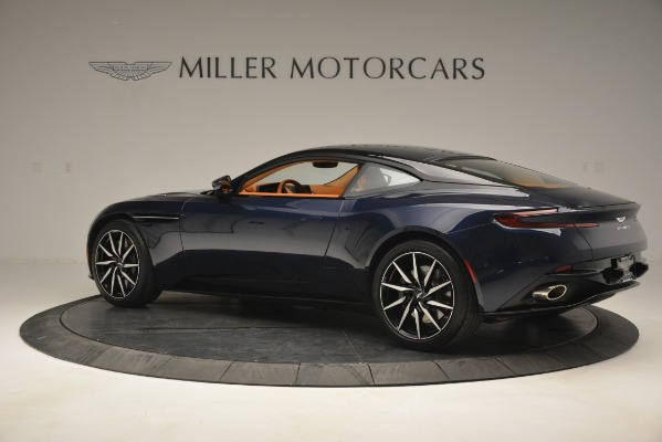 Used 2018 Aston Martin DB11 V12 Coupe for sale Sold at McLaren Greenwich in Greenwich CT 06830 4