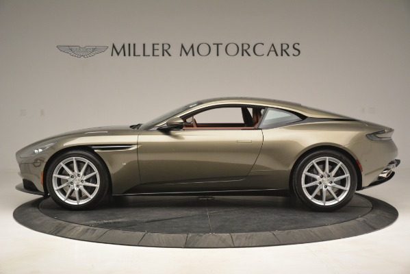 Used 2018 Aston Martin DB11 V12 Coupe for sale Sold at McLaren Greenwich in Greenwich CT 06830 3
