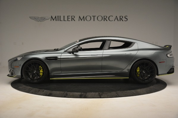New 2019 Aston Martin Rapide AMR Sedan for sale Sold at McLaren Greenwich in Greenwich CT 06830 3