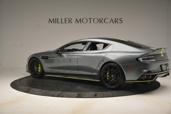 New 2019 Aston Martin Rapide AMR Sedan for sale Sold at McLaren Greenwich in Greenwich CT 06830 4