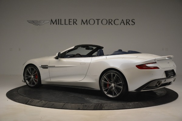 Used 2015 Aston Martin Vanquish Convertible for sale Sold at McLaren Greenwich in Greenwich CT 06830 4