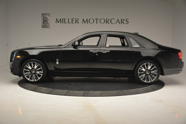 New 2019 Rolls-Royce Ghost for sale Sold at McLaren Greenwich in Greenwich CT 06830 3