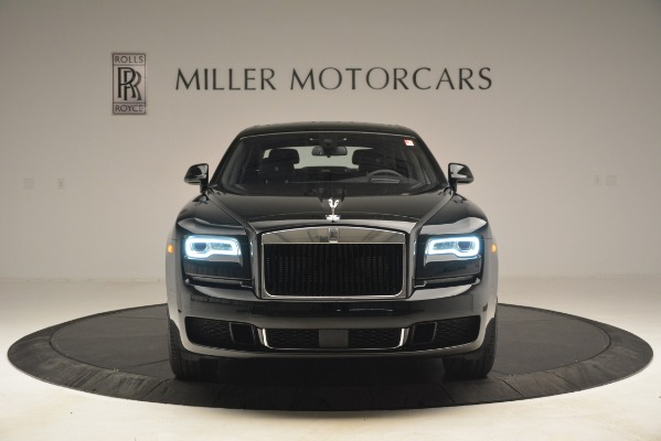 New 2019 Rolls-Royce Ghost for sale $362,950 at McLaren Greenwich in Greenwich CT 06830 2