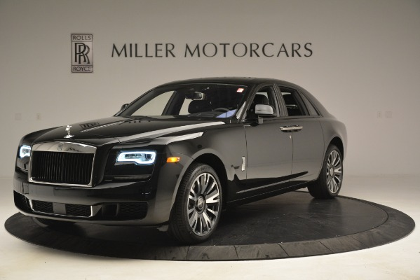 New 2019 Rolls-Royce Ghost for sale $362,950 at McLaren Greenwich in Greenwich CT 06830 3