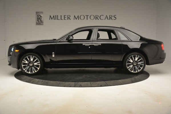 New 2019 Rolls-Royce Ghost for sale $362,950 at McLaren Greenwich in Greenwich CT 06830 4