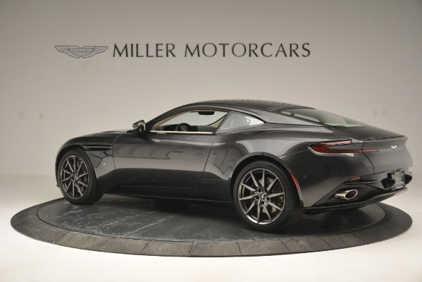 Used 2017 Aston Martin DB11 V12 Coupe for sale Sold at McLaren Greenwich in Greenwich CT 06830 4