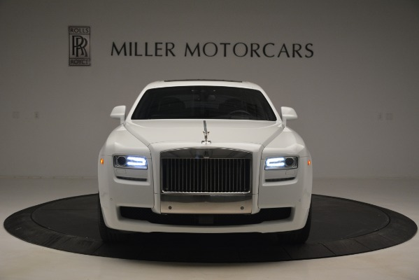 Used 2014 Rolls-Royce Ghost V-Spec for sale Sold at McLaren Greenwich in Greenwich CT 06830 2