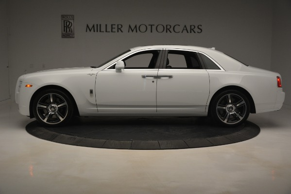 Used 2014 Rolls-Royce Ghost V-Spec for sale Sold at McLaren Greenwich in Greenwich CT 06830 4