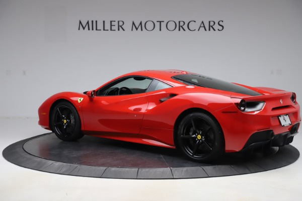 Used 2018 Ferrari 488 GTB for sale $245,900 at McLaren Greenwich in Greenwich CT 06830 4