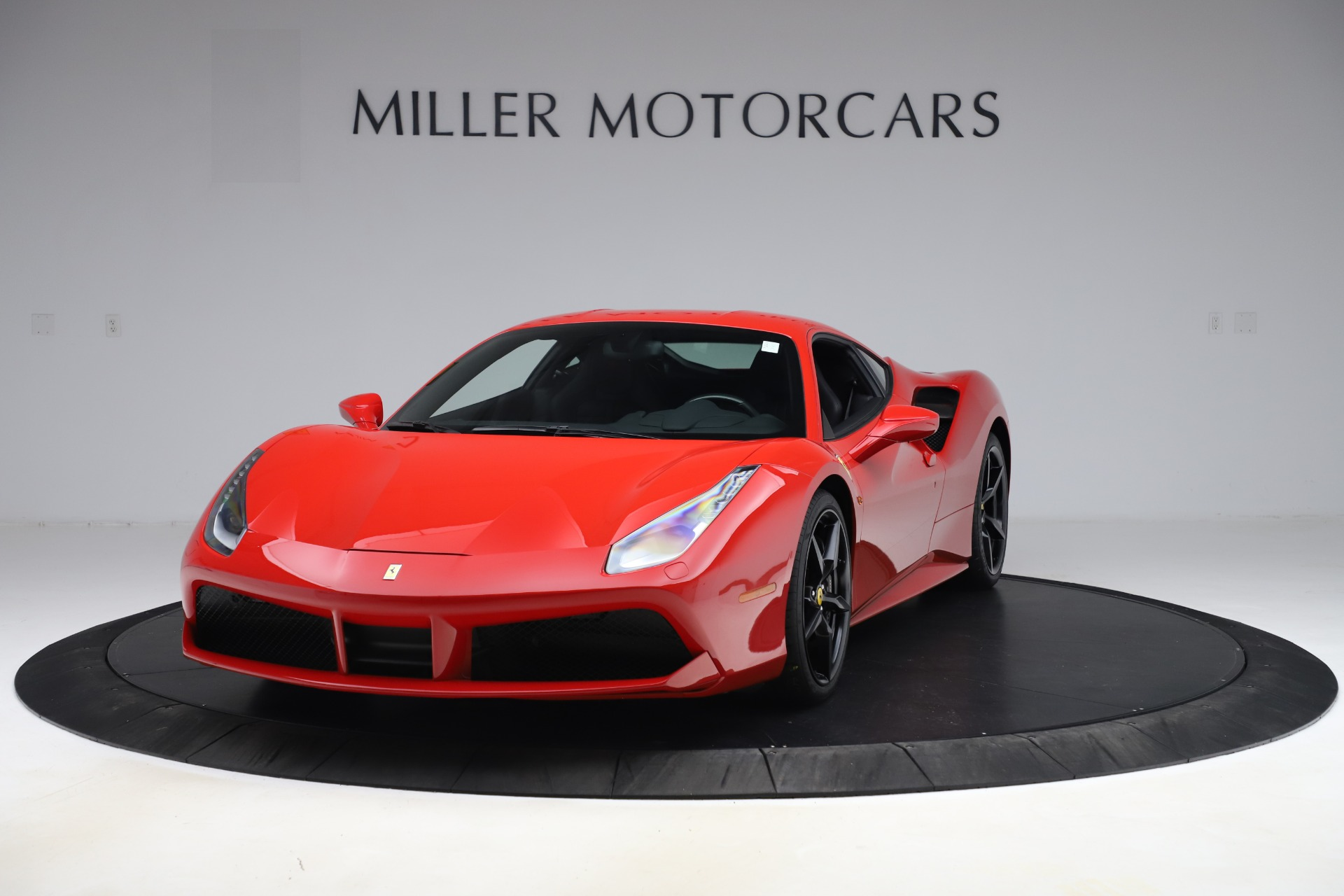 Used 2018 Ferrari 488 GTB for sale $245,900 at McLaren Greenwich in Greenwich CT 06830 1
